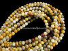 CRAZY LACE AGATE 4MM ROUND BEADS