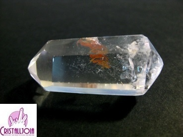 Quartz Crystal Double Terminated 40x18mm