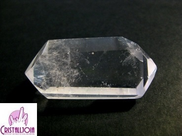 Quartz Crystal Double Terminated 47x24mm