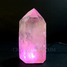 Quartz Crystal Lamps (LED) ref:L002