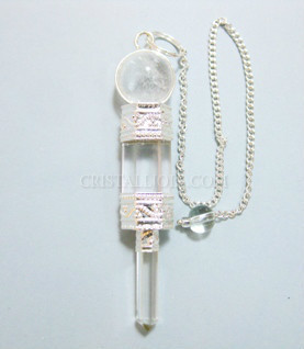 Quartz Crystal Power rod pendulum