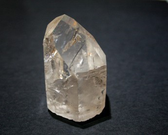 Quartz Crystal fractured Point ref:QCRF005