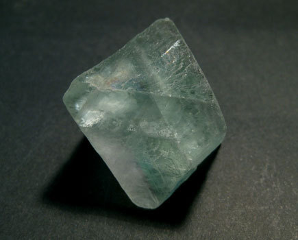 crystallized fluorite mineral