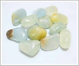 Tumbled Green Onyx 200 gr Packet