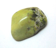 Tumbled  Chrysoprase Lemon