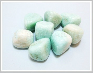 Amazonite Thumbled Packet 200 gr Ref:Amz2