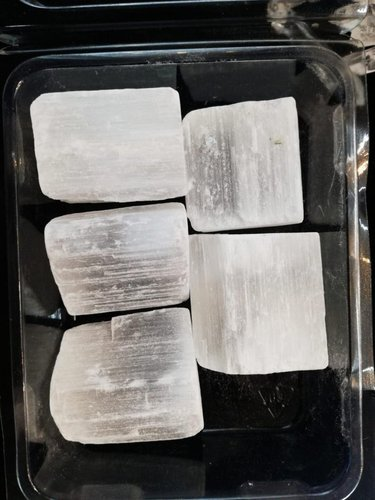 Selenite Raw Mineral Packet