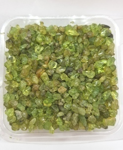 Olivine Mini Tumbled (packet gr)