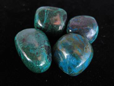 Tumbled 4e Chrysocolla