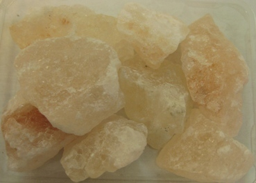 Gem Salt Raw Mineral Packet