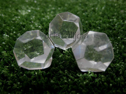 Quartz Rock Crystal - Dodecahedron Figure