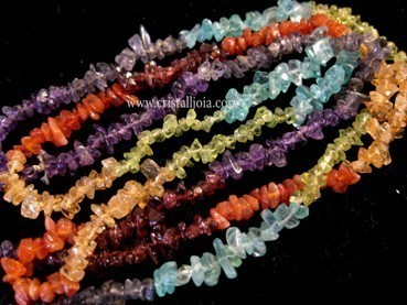 COLLAR CHIP LARGO DE CHAKRAS 1