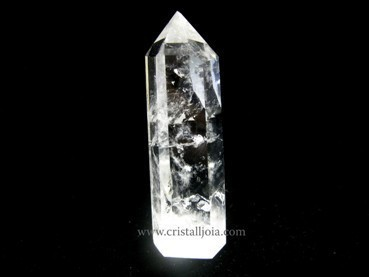 Quartz Crystal Polished Point No.09