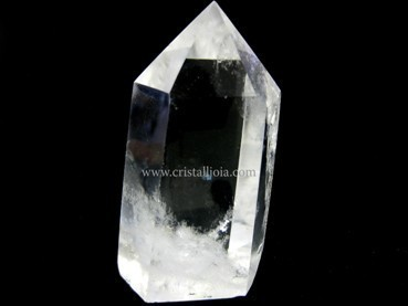 Quartz Crystal Polished Points