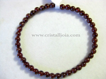 Pulsera Granate Bola 5mm