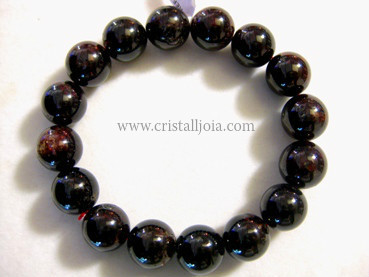 Pulsera Granate Bola 10mm