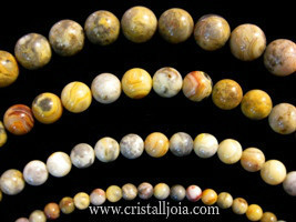 Crazy Agate Beads