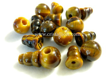 Tigers Eye Malabeads