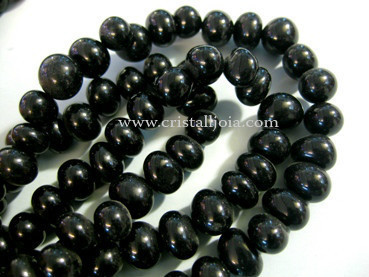Black Onyx Nugget beads 10mm