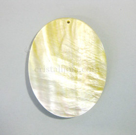 Pearl Pendant 35x45mm