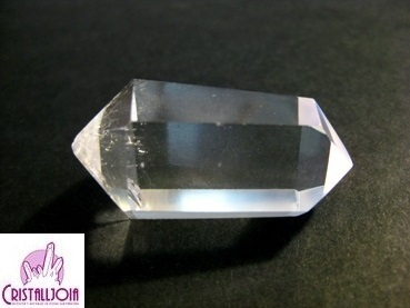 Quartz Crystal Double Terminated 40X20Mm