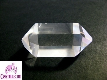 Quartz Crystal Double Terminated 42X22Mm