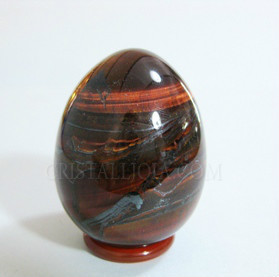 Ox Eye Crystal Egg