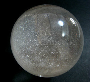 Quartz Crystal Ball Ref:Qcr143