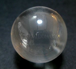 Quartz Crystal Ball Ref:Qcr10