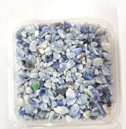 Blue Quartz Mini Tumbled