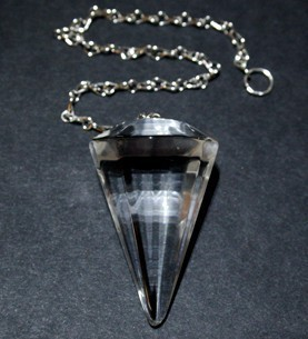 Quartz Crystal Pendulum 12 Sided