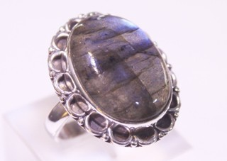 labradorite ring ref: lab03218