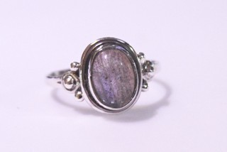 labradorite ring ref: lab0021610