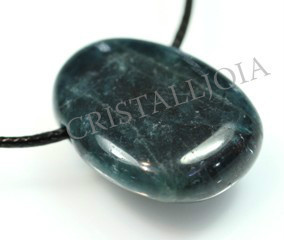 Apatite Blue Round Oval Round With Hole