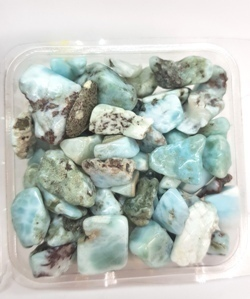 Larimar Mini Tumbled