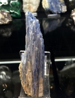 Kyanite Cluster with Quartz 010