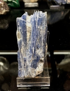 Kyanite Cluster with Quartz 011