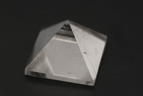 Quartz Crystal Rock Large Pyramid 01