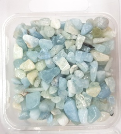 Aquamarine Mini Tumbled A