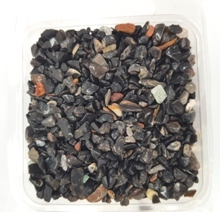 Black Onyx Mini Tumbled (packet 60gr) 1