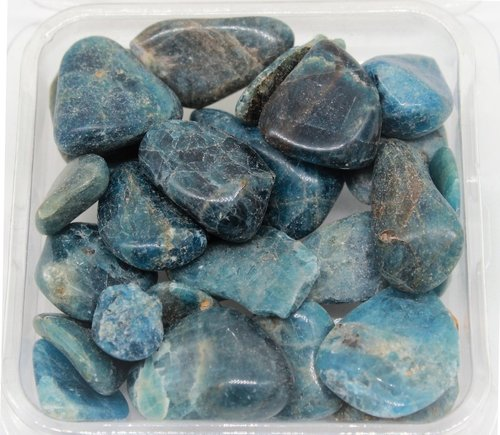 Blue Apatite Mini Tumbled 4E