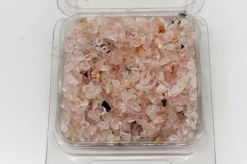 Pink Quartz Mini Tumbled 1B
