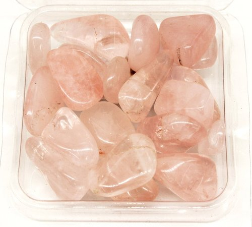 Pink Quartz Mini Tumbled 4