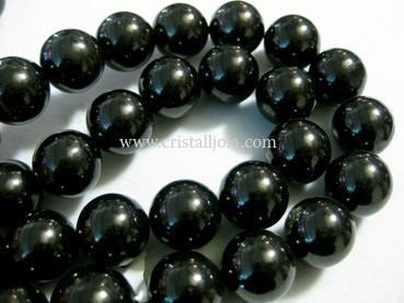 shunga 14mm ball beads strands