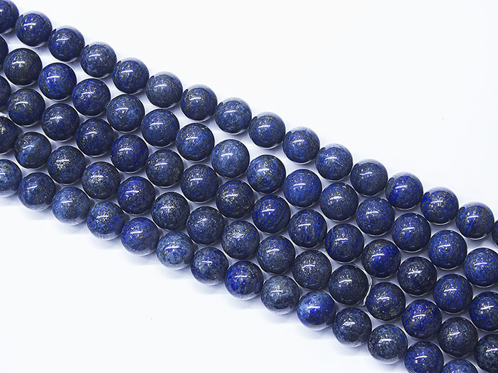 lapis lazuli 3mm ball beads strands
