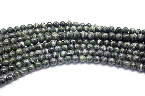 chrysotile 6mm ball beads strands