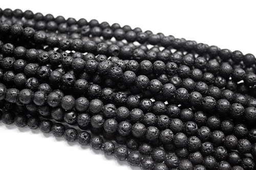 wash 6mm ball beads strands