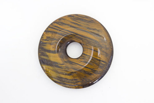 Donut Tiger'S Eye 40mm