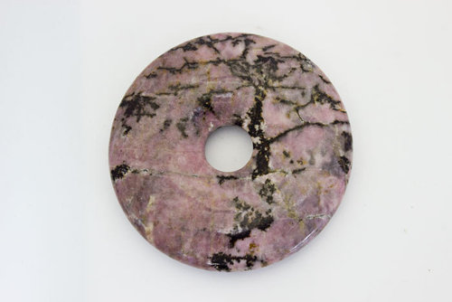 Donut Rhodonite 50mm