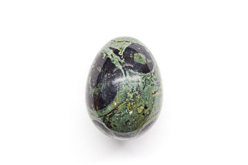 Kambaba Jasper egg 40mm
